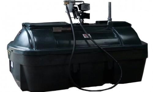 kunstof-dieseltank